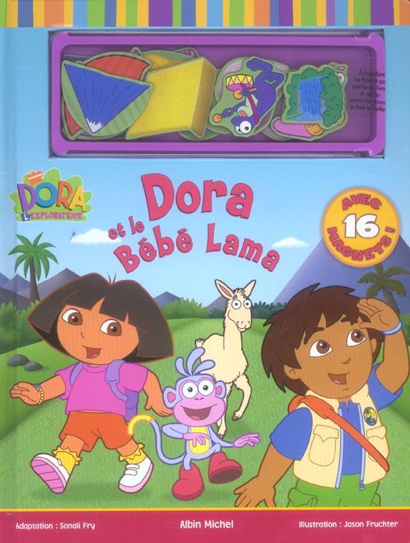Dora Et Le Bebe Lama