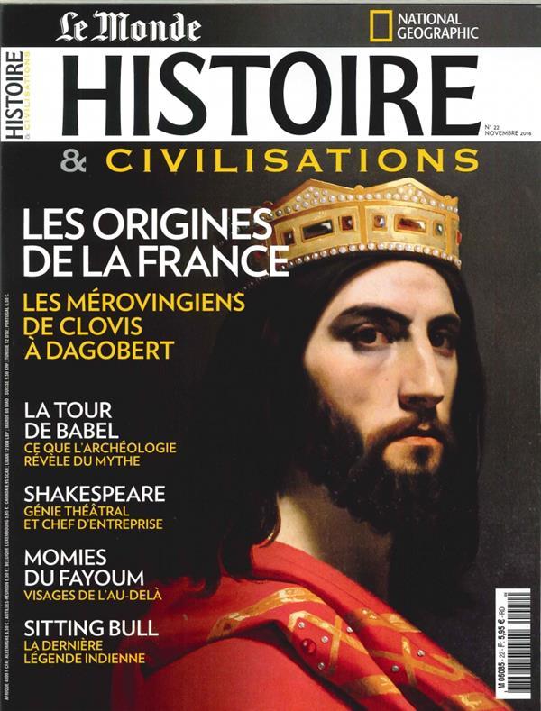 Histoire & civilisations n 22 novembre 2016