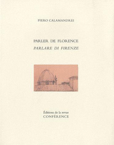 PARLER DE FLORENCE (BILINGUE)