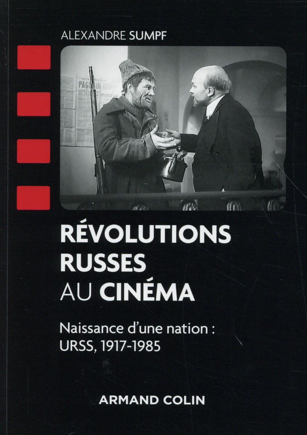 REVOLUTIONS RUSSES AU CINEMA