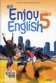 New enjoy english ; anglais ; 5ème ; manuel de l'élève