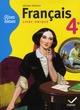 Français ; 4ème ; manuel de l'élève (édition 2011)