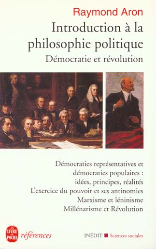 Introduction A La Philosophie Politique