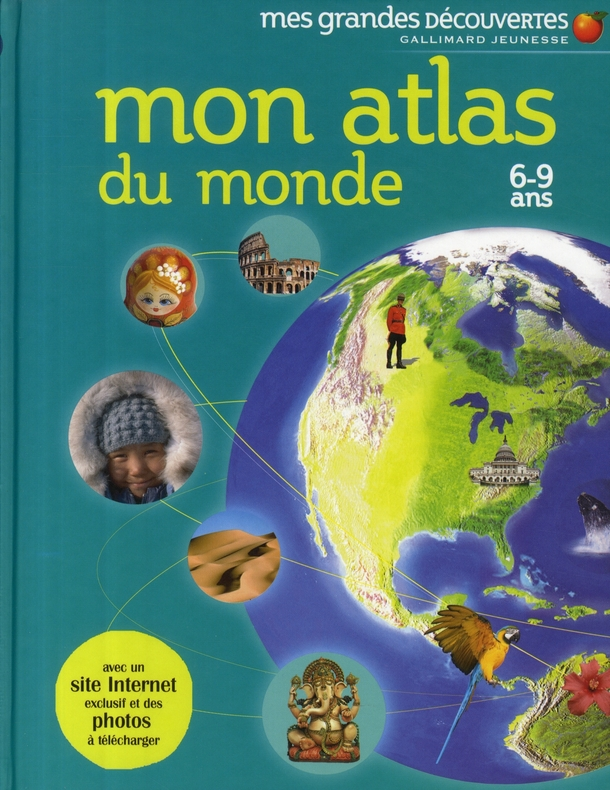 Mon Atlas Du Monde