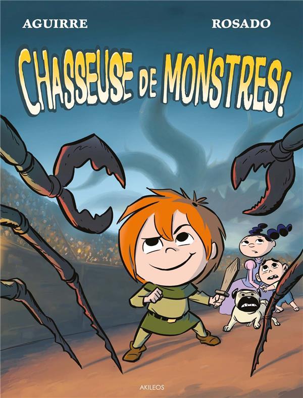 Chasseuse de monstres !
