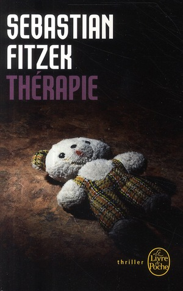 Thérapie | Fitzek, Sebastian. Auteur