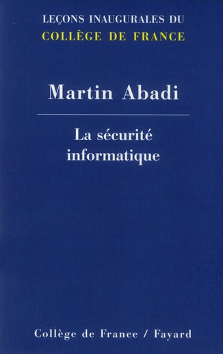La Securite Informatique