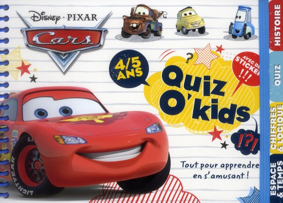Quiz O'Kids; Cars