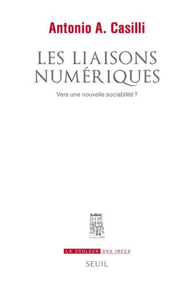 Les Liaisons Numeriques ; Vers Une Nouvelle Sociabilite ?