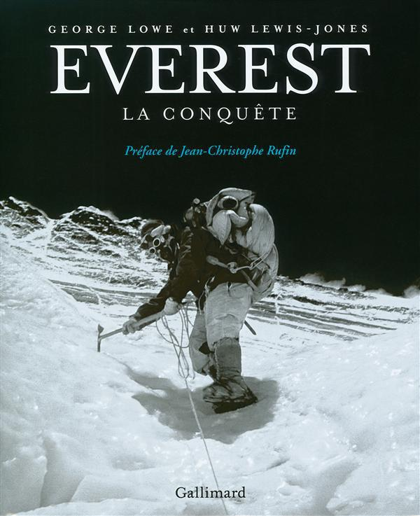 Everest, La Conquete