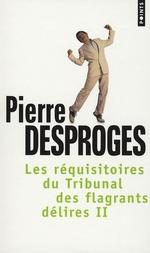 Couverture de Les réquisitoires du tribunal des flagrants délires t.2