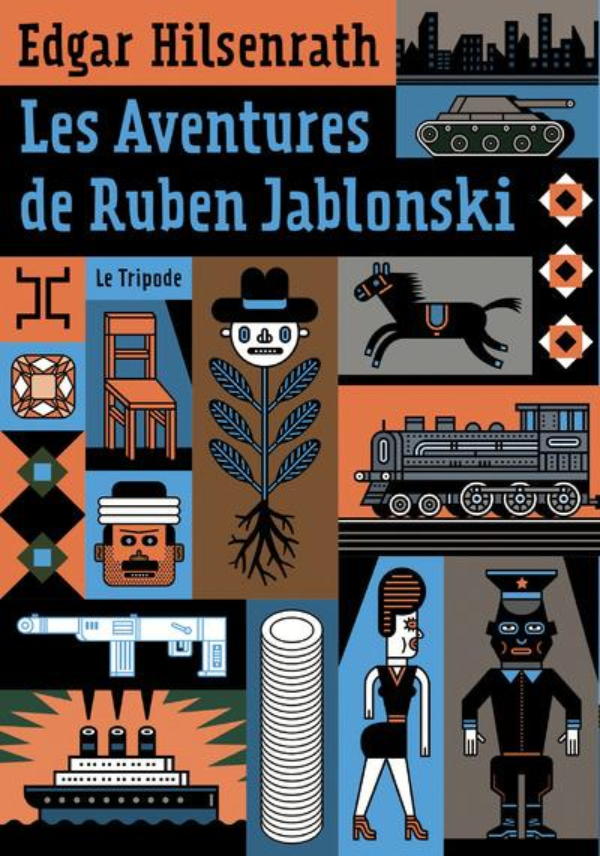 Les aventures de ruben jablonski
