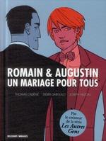 Couverture de Romain & Augustin ; un mariage pour tous