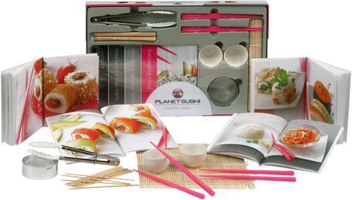 Planet Sushi ; Coffret Master Class