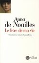 Le Livre De Ma Vie