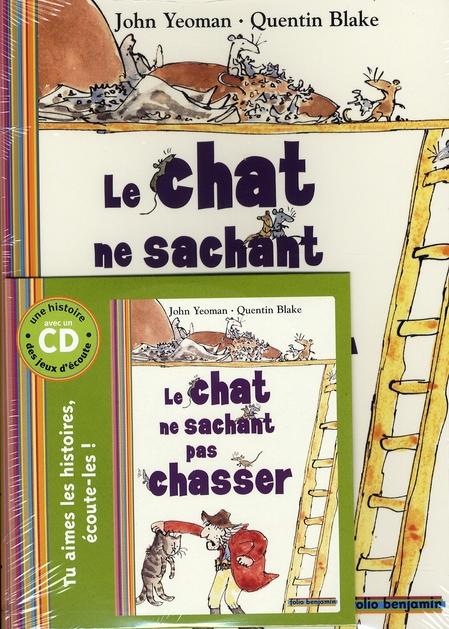 Le Chat Ne Sachant Pas Chasser