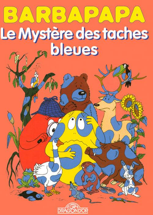Le Mystere Des Taches Bleues