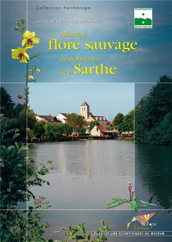 Atlas De La Flore Sauvage Du Departement De La Sarthe