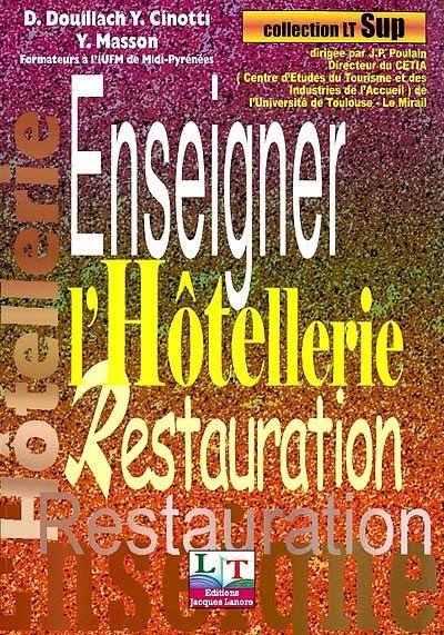 Enseigner L'Hotellerie-Restauration