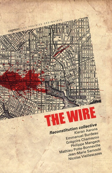 THE WIRE, RECONSTITUTION COLLECTIVE