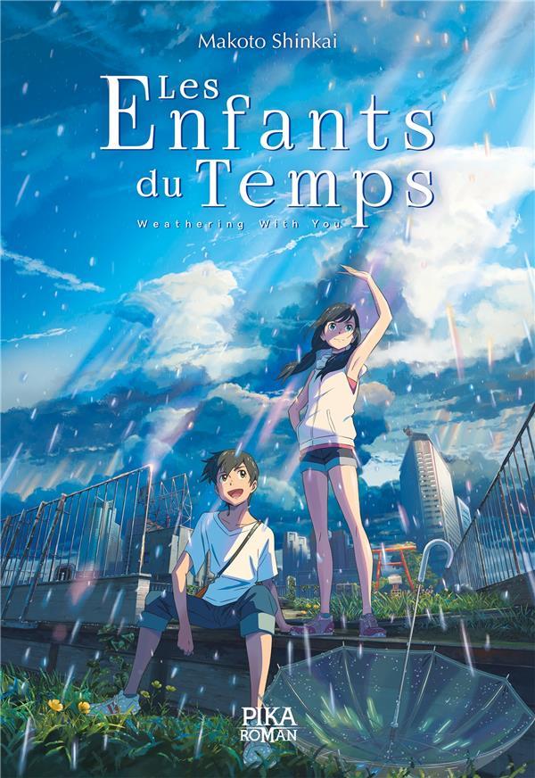 enfants du temps (Les) : weathering with you | Shinkai, Makoto. Auteur