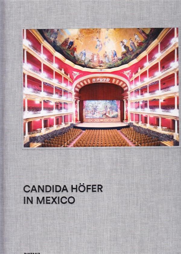 Candida hofer - mexico /anglais/allemand/espagnol