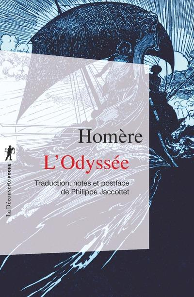 L'ODYSSEE                       (TRADUCTION JACCOTTET)