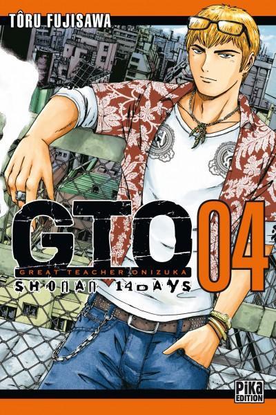 Gto Shonan 14 Days T.4