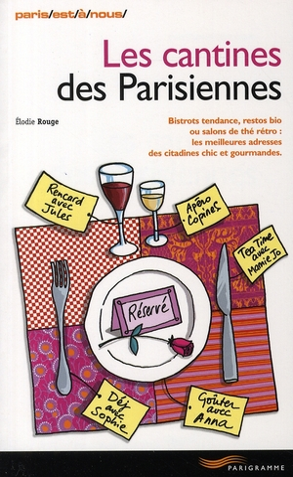 Les Cantines Des Parisiennes
