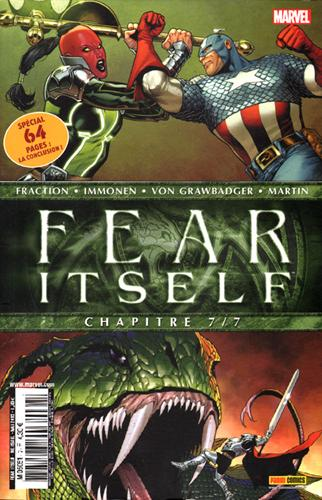 Fear Itself T.7