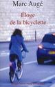 ELOGE DE LA BICYCLETTE
