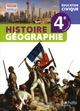 Histoire-géographie-éducation civique ; 4ème ; livre de l'élève (édition 2011)