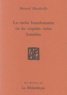 LA RUCHE BOURDONNANTE OU LES CRAPULES VIREES HONNETES