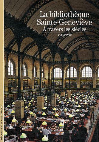 La Bibliotheque Sainte-Genevieve
