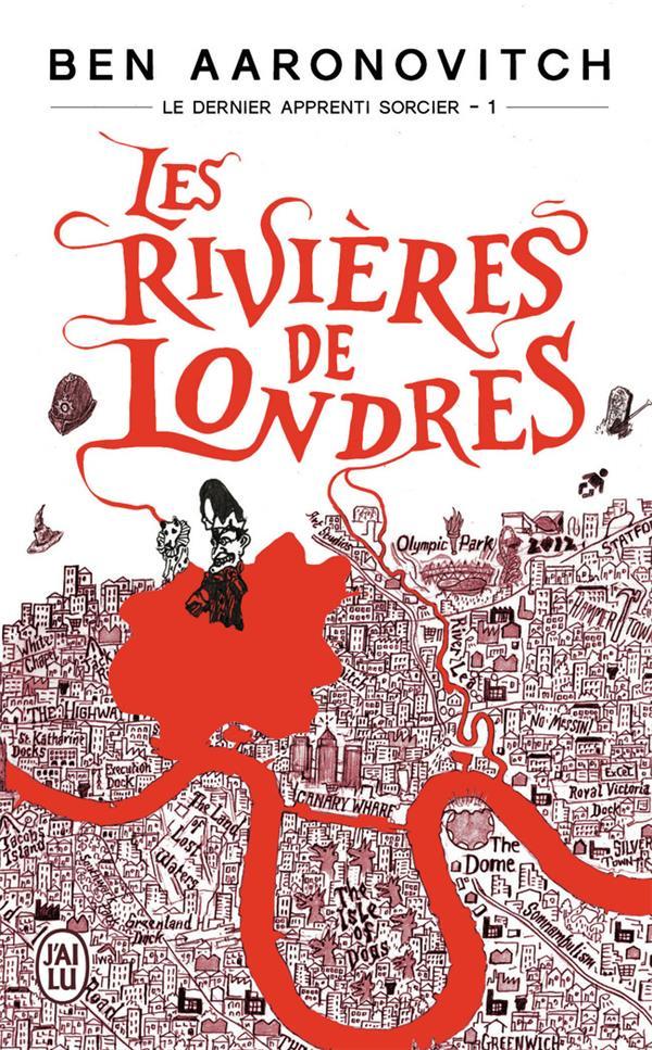 Rivières de Londres (Les ) | Aaronovitch, Ben. Auteur