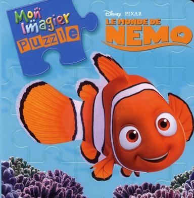 Mon Imagier Puzzle; Le Monde De Nemo
