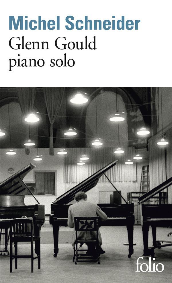 GLENN GOULD PIANO SOLO