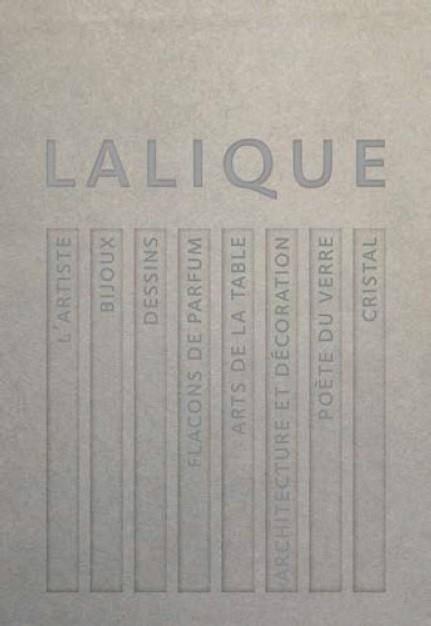 Lalique, le génie du verre, la magie du cristal