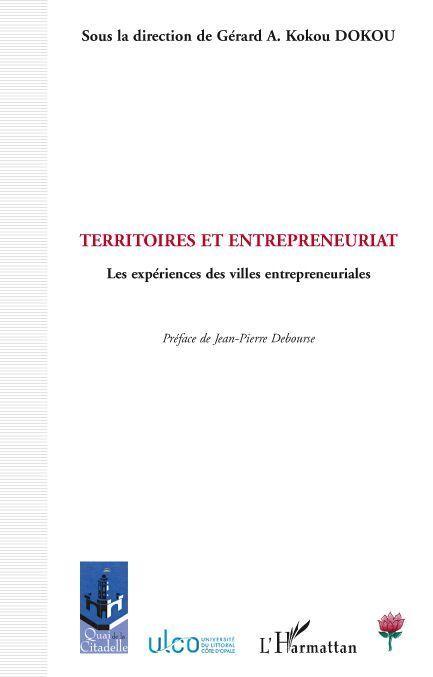 Territoires Et Entrepreneuriat Les Experiences Des Villes Entrepreneuriales