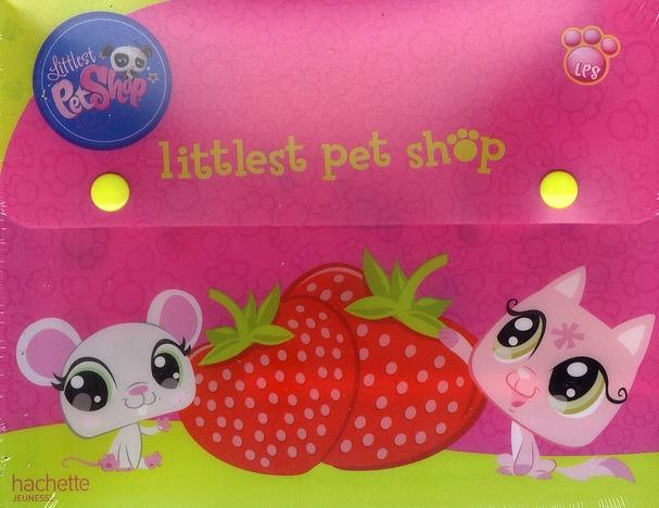 Littlest Petshop ; Valisette D'Activites