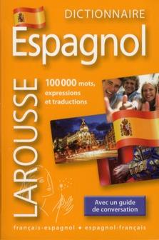 Mini Plus Dictionnaire Larousse ; Francais-Espagnol / Espagnol-Francais