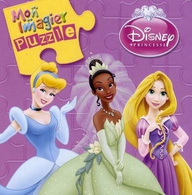 Mon Imagier Puzzle; Princesses