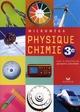Micromega ; physique-chimie ; 3ème ; livre de l'élève
