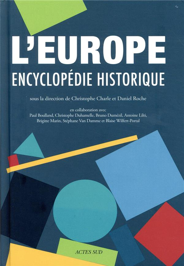 L'EUROPE, ENCYCLOPEDIE HISTORIQUE