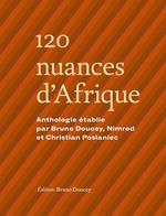 Couverture de 120 nuances d'Afrique