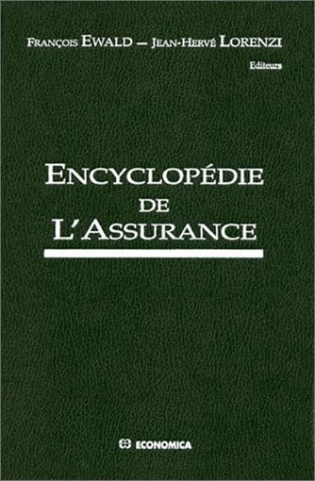 Encyclopedie De L'Assurance