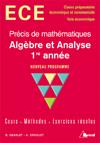 Algebre Et Analyse