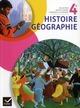Histoire-géographie ; 4ème ; manuel de l'élève (édition 2011)