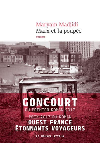 Marx et la poupée | Madjidi, Maryam. Auteur