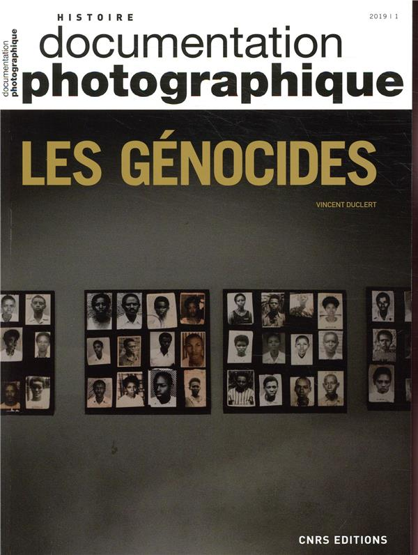 DOCUMENTATION PHOTOGRAPHIQUE 8127 : LES GENOCIDES